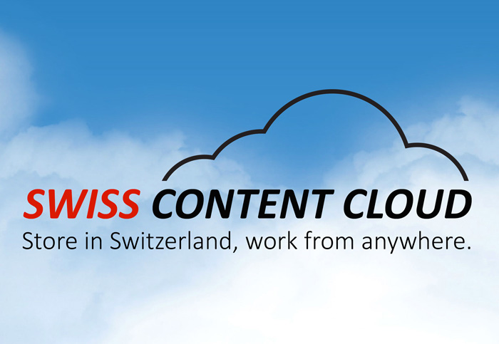 Swiss Content Cloud - Cloud Storage for Business